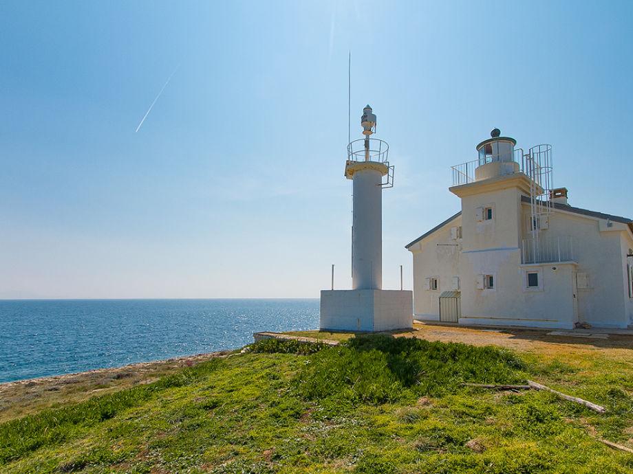 Außenaufnahme Lighthouse Marlera