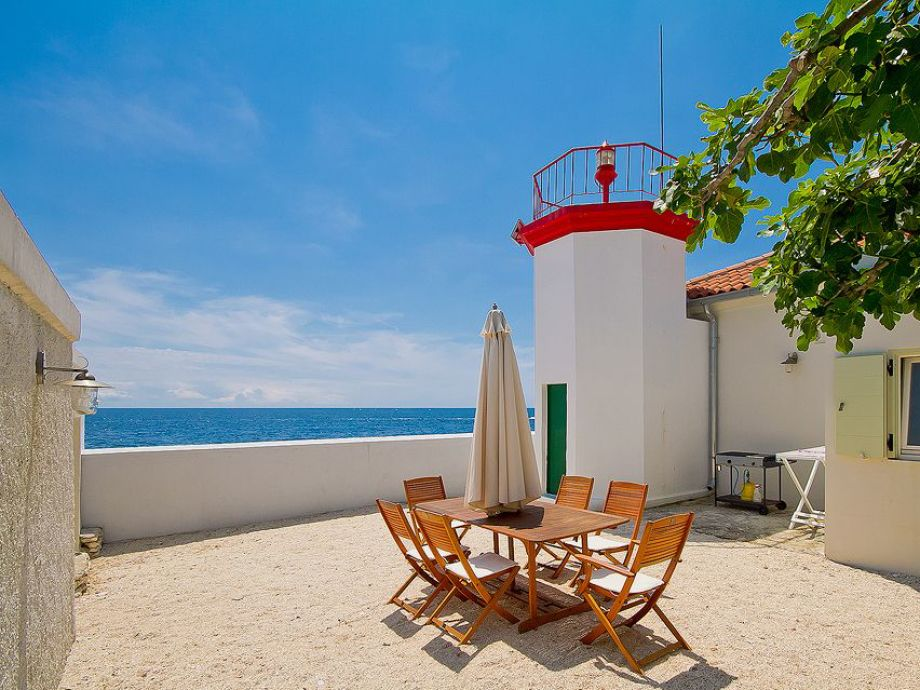 Außenaufnahme Lighthouse-Villa Verudica