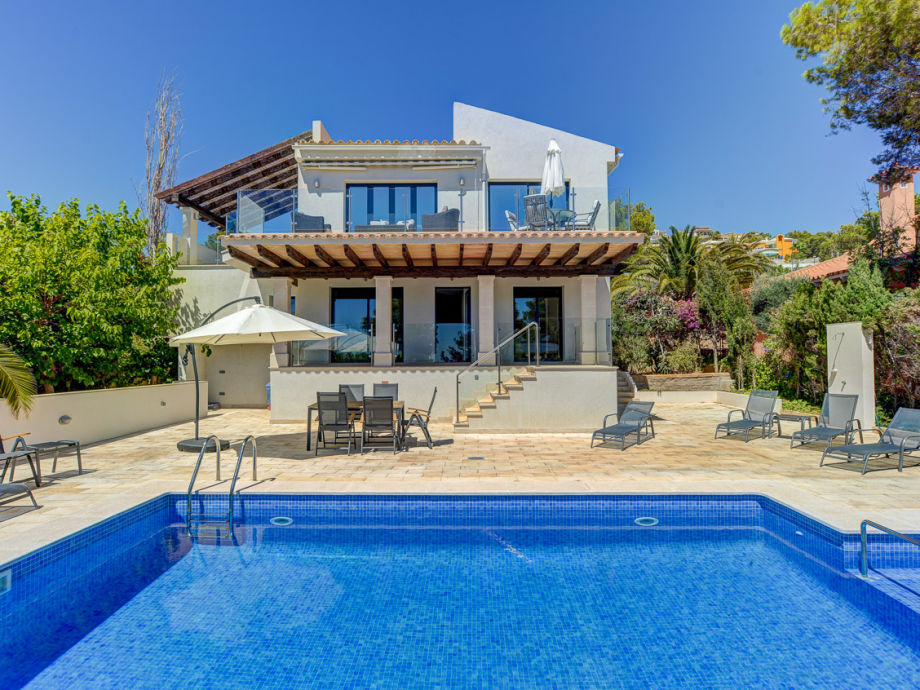 Außenaufnahme Sea View holiday house in Santa Ponsa ID 2550