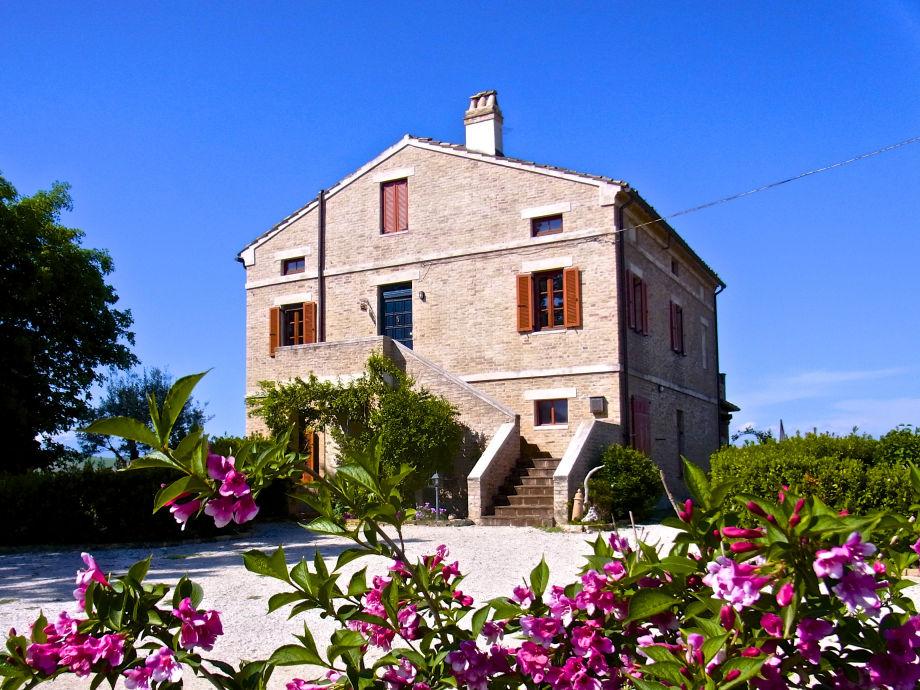 Außenaufnahme Casa Girasole