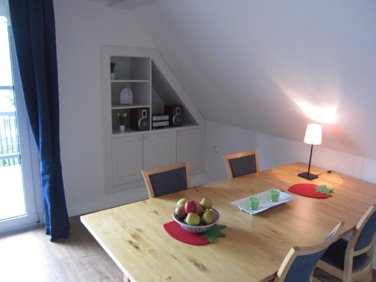 Esszimmerschrank Weis : Essecke Wohnzimmer : Das Wohnzimmer Der Blick ...