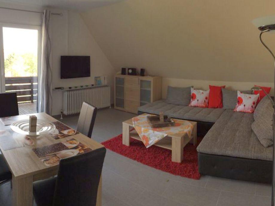 Wohnzimmer Seeadler