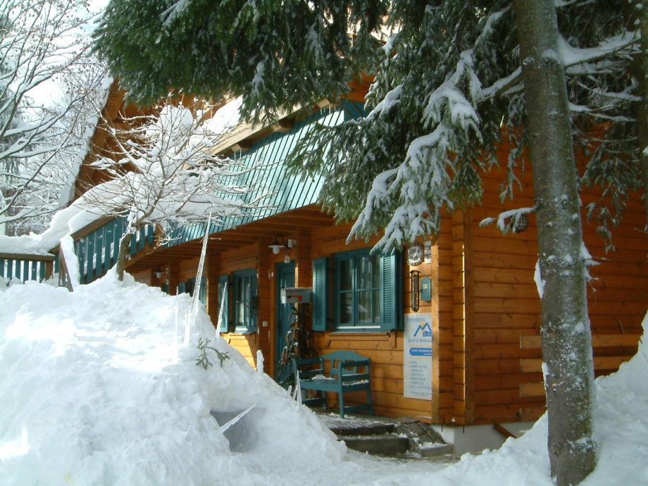 HerzigS Ferienhaus-Mitterdorf im Skigebiet