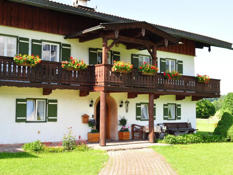 Ferienwohnung Jennerblick im Gästehaus Vorderwahllehen
