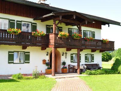 Grünsteinblick im Gästehaus Vorderwahllehen