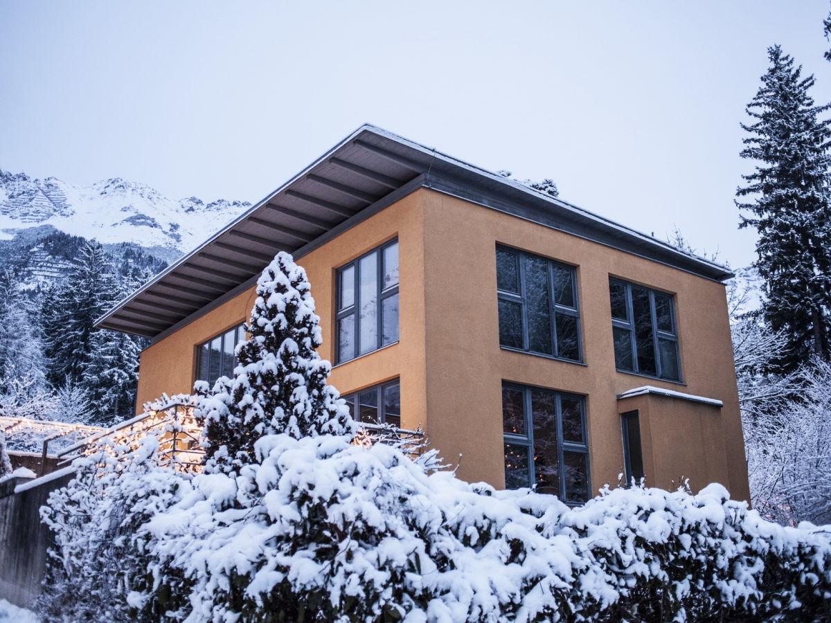 Ferienhaus Hungerburg Nordpark Innsbruck Frau Petra De