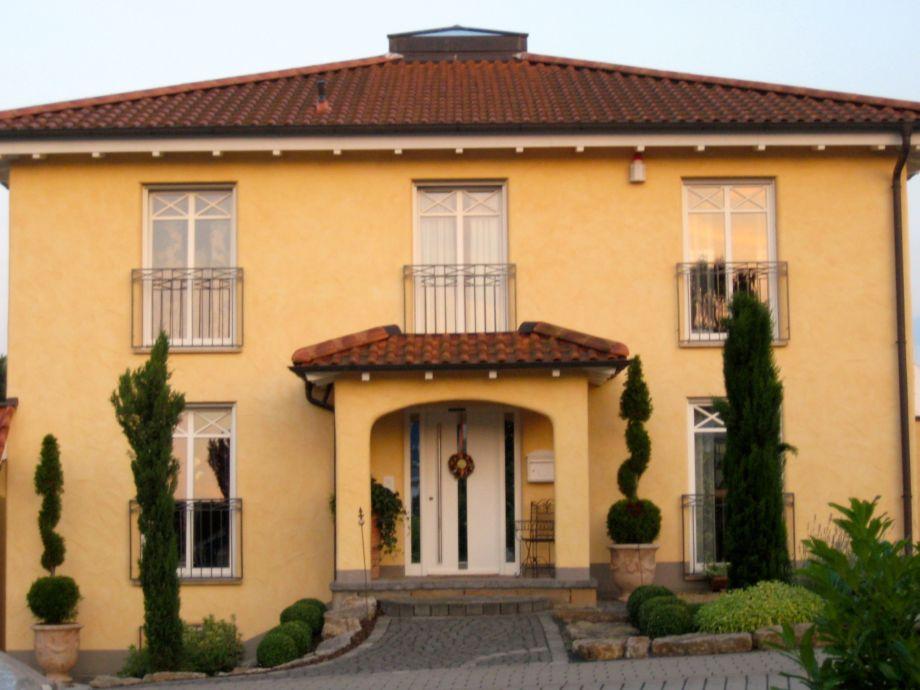 Unser mediterranes Haus