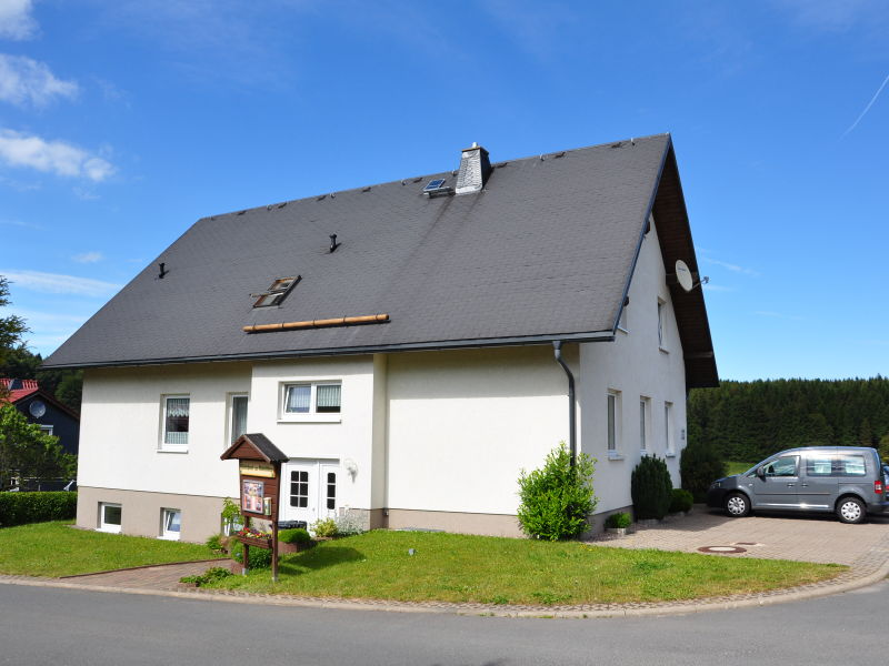 Ferienhaus Gästehaus am Rubelsberg