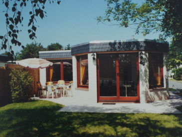 Komfort - Ferienhaus Tossens am Deich