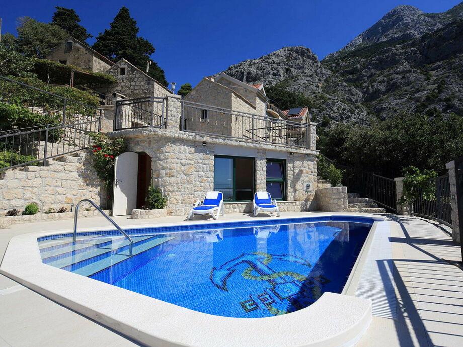 Villa Beppo in Makarska
