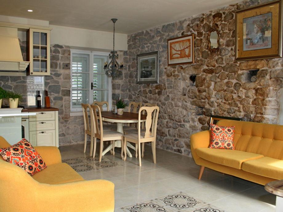Das schöne Wohnzimmer