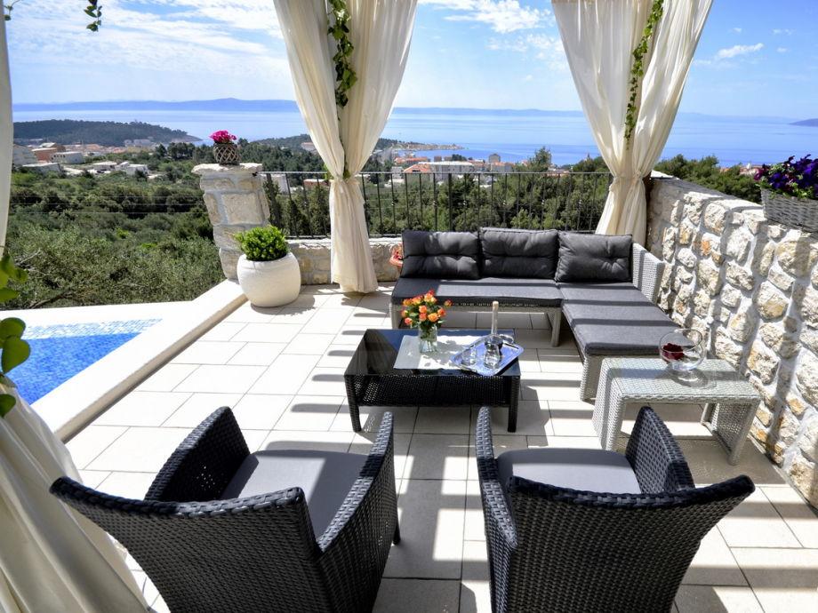 ferienhaus ponistra dalmatien makarska firma prominens. Black Bedroom Furniture Sets. Home Design Ideas
