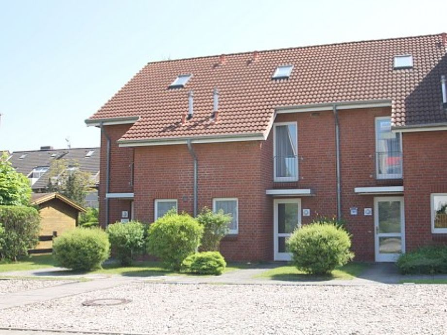 Haus Lange Wiese 8 mit 3 Schlafzimmern und Terrasse zum Garten