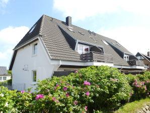 Ferienwohnung Ruusenhüs 5 mit Balkon