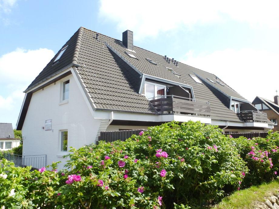 Außenaufnahme Ruusenhüs 5 mit Balkon
