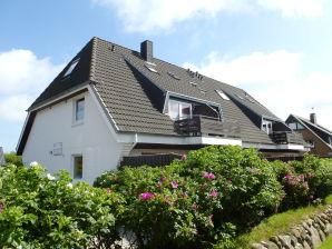 Ferienwohnung Ruusenhüs 6 mit Balkon