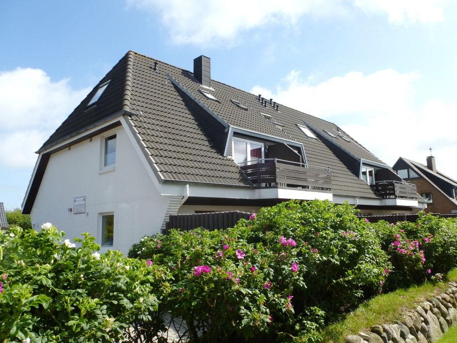 Außenaufnahme Ruusenhüs 6 mit Balkon