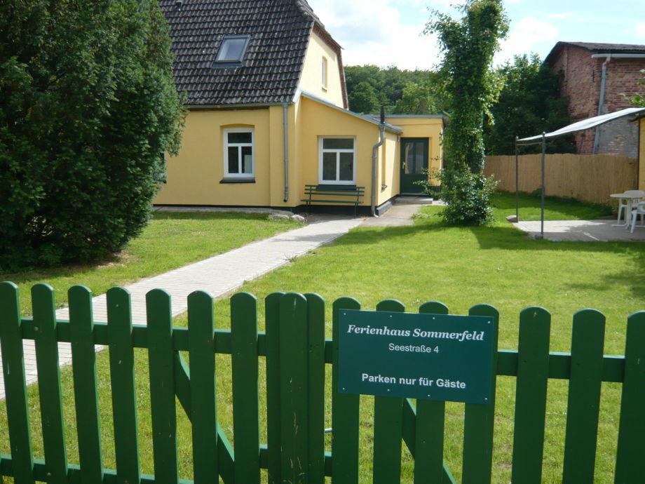 Ferienhaus Sommerfeld