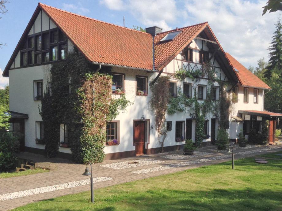 Haus Wackerberg Frontansicht