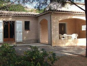 Ferienwohnung in der Villa Souleïado