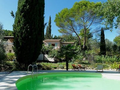 mit Pool in Figanières en Provence, ruhigste Lage
