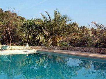 Ferienwohnung Appart Poolvilla Les Rastines