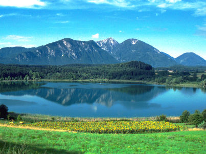 Eckwirt am Klopeinersee, Turnersee