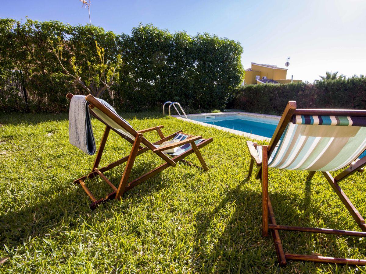 Ferienhaus casa alexia campos sa rapita es trenc for Garten pool 4m