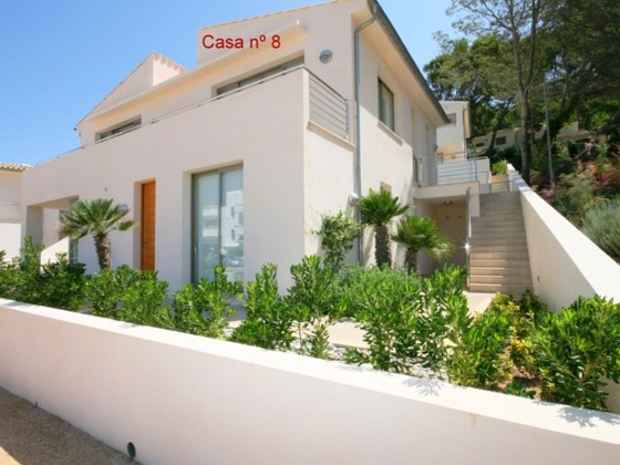 ferienhaus 5 person calla san vicente: