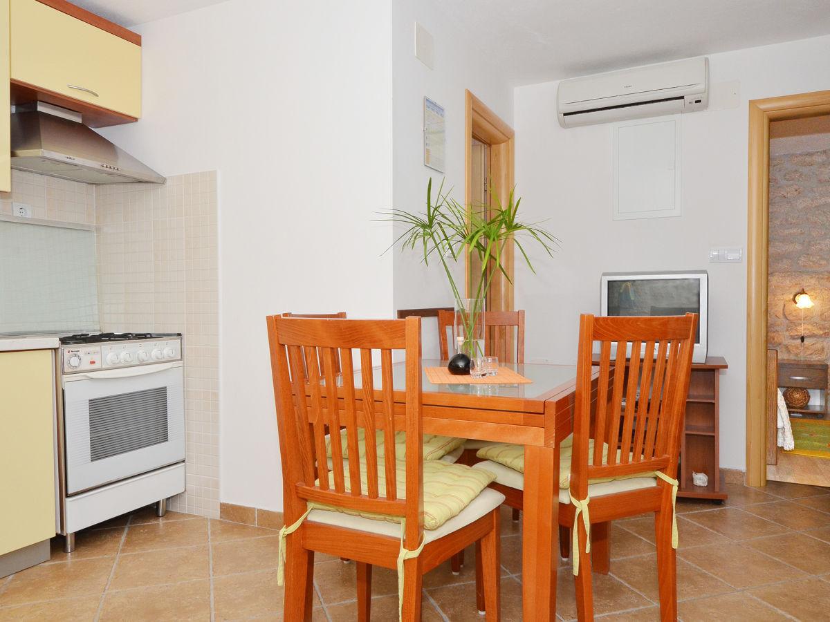 Berühmt Küche Und Esszimmer Wohnzimmer Combo Bilder - Küchenschrank ...