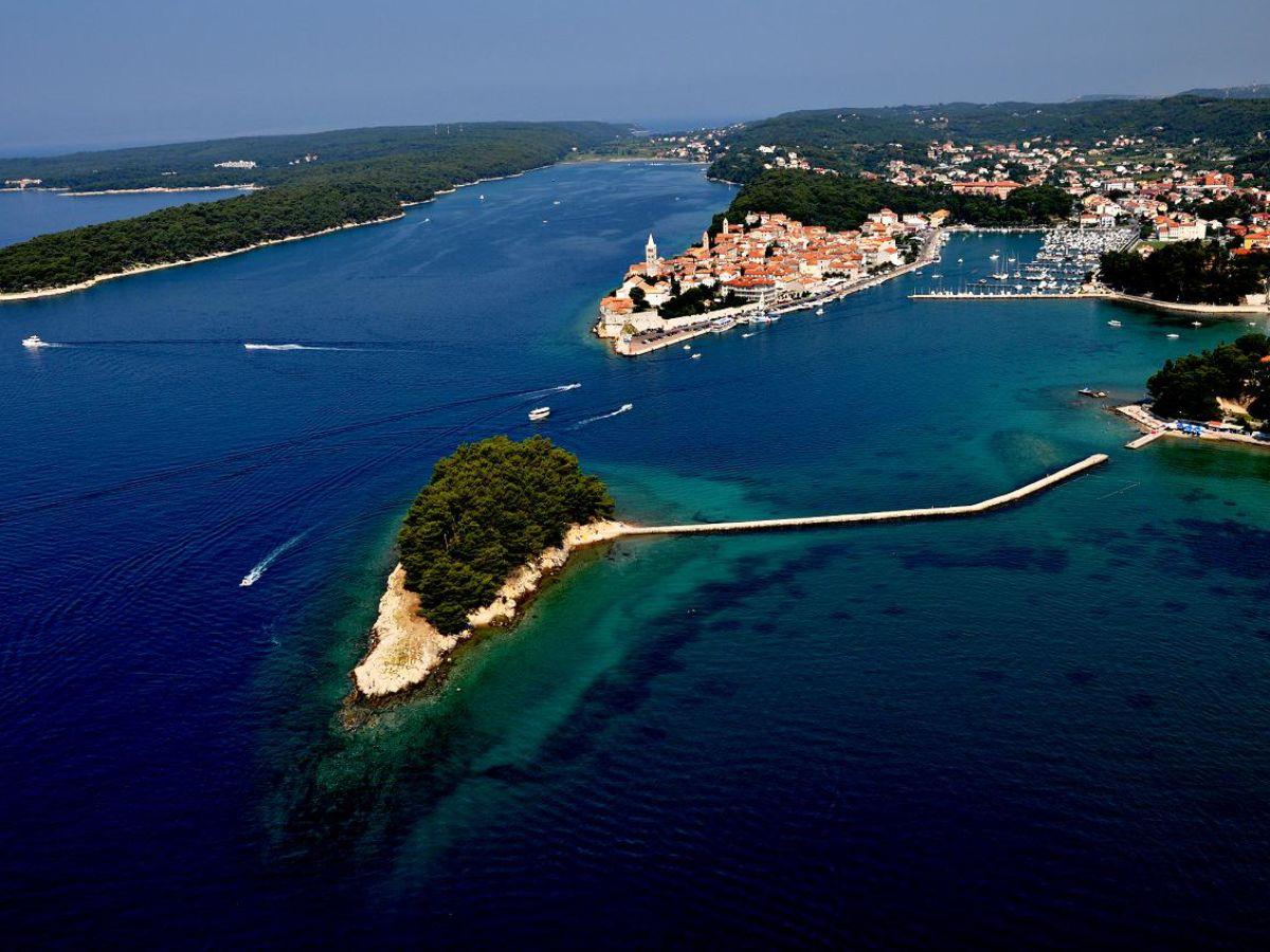 Остров раб хорватия