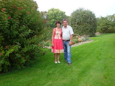 Ihr Gastgeber Monika & Burkhard Kunde