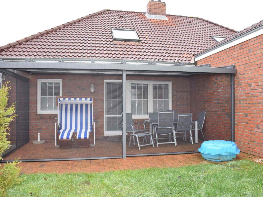 Ferienhaus STELLA - Doppelhaushälfte mit Terrasse