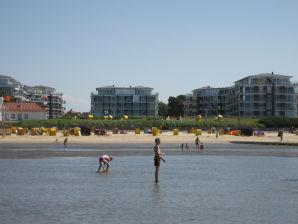 Ferienwohnung Strandpalais Duhnen D09