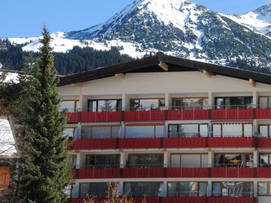 Ferienwohnung murmeltier vorarlberg kleinwalsertal for Appart hotel 45