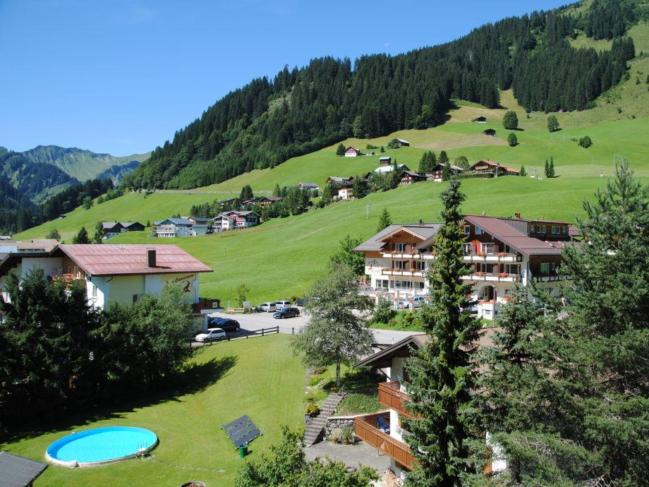 Im Sommer Bergbahnen inkl.
