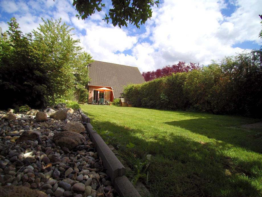 Haus mit tollem Garten
