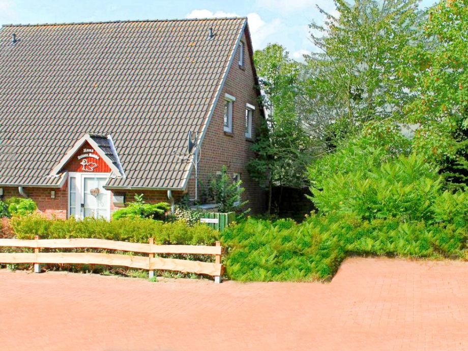 Strandnahes Ostsee-Ferienhaus mit eigenem Garten