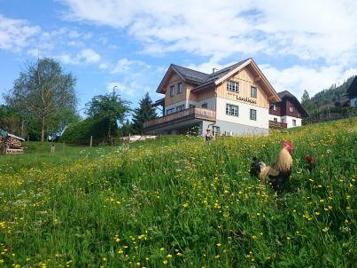 im Landhaus Knödl-Alm