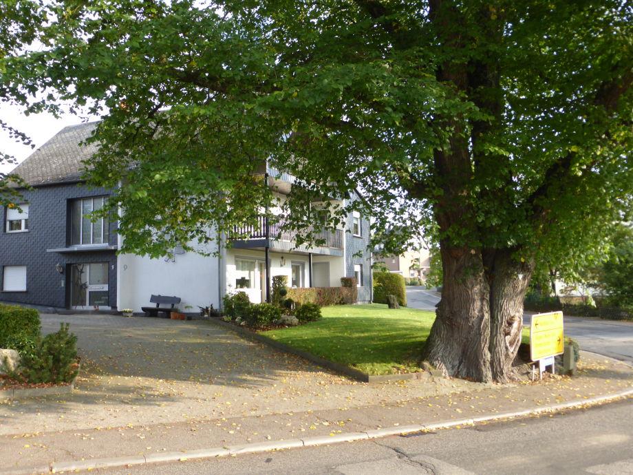 das Haus Dickbaum und sein Namensgeber