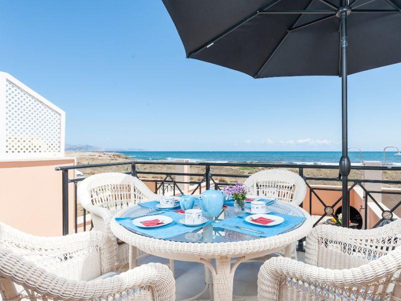 Terraced house Villa en el Mar