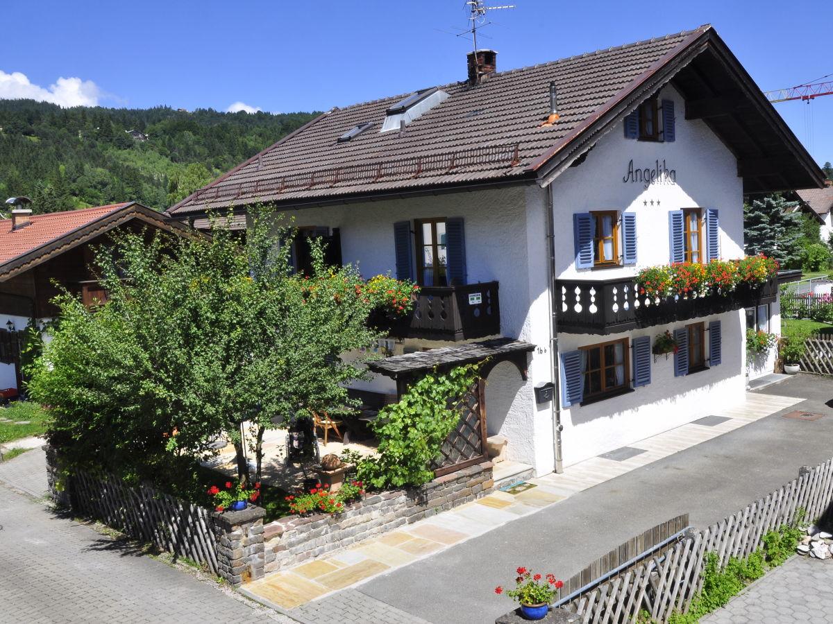 Ferienwohnung Haus Angelika Mittenwald Frau Elisabeth Ostler