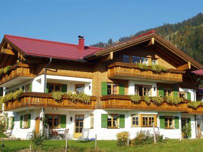 Landhaus am Siplinger - Ferienwohnung Dachsbau
