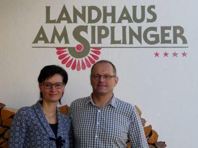 Ihr Gastgeber Stephanie und Andreas Holzmann
