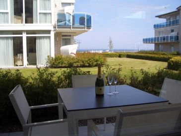 Ferienwohnung Hiddensee 9a in der Residenz am Yachthafen