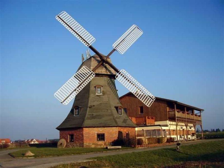 """Außenaufnahme """"An der Mühle"""""""