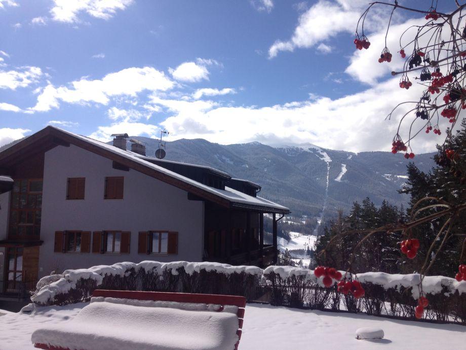 Das Berna im Winter