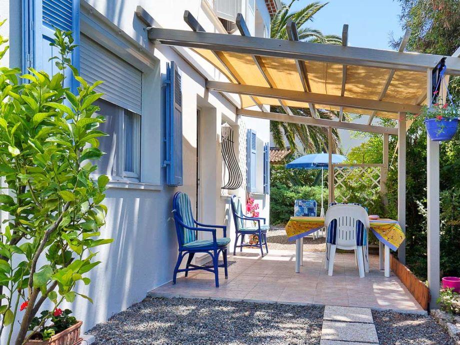 Ferienwohnung im Erdgeschoss in Saint-Raphael