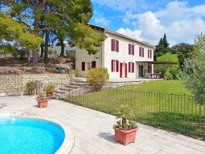 Ferienhaus mit Pool in den Weinreben von Beaumes-de-Venise