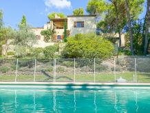 Ferienhaus mit privatem Pool und Hanggrundstück im Mérindol